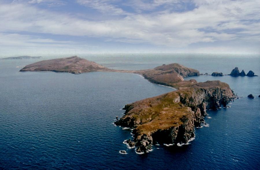 Остров Большой Пелис