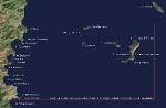 Спутниковая карта Морского Заповедника